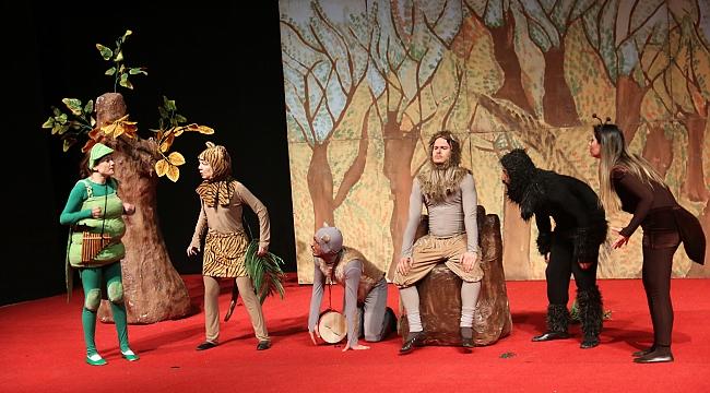 Bosch Çevre Çocuk Tiyatrosu, 9 yaşında...