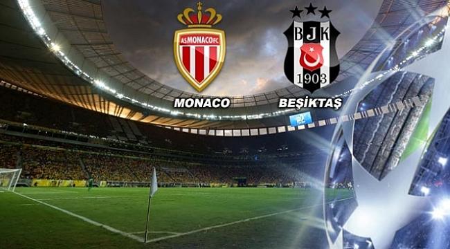 II. Louis Stadı'nda Dev Randevu: Monaco - Beşiktaş