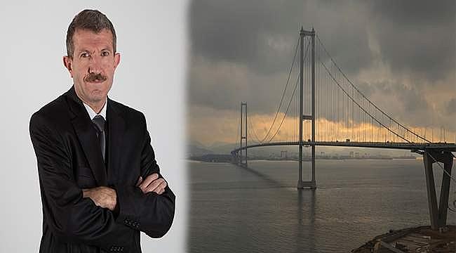 Prof. Dr. Mehmet Fatih Altan, 1915 Çanakkale Köprüsü'nü değerlendirdi