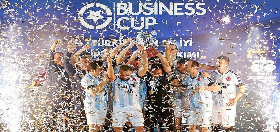 Business Cup 2018 Türkiye Şampiyonu Anadolu Sigorta Oldu