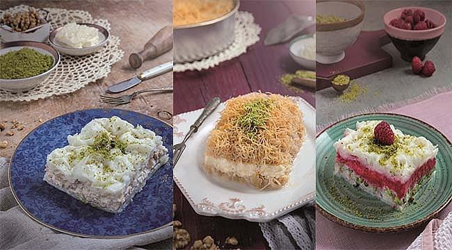 Özsüt'ten Ramazan ayına özel tatlı menüsü