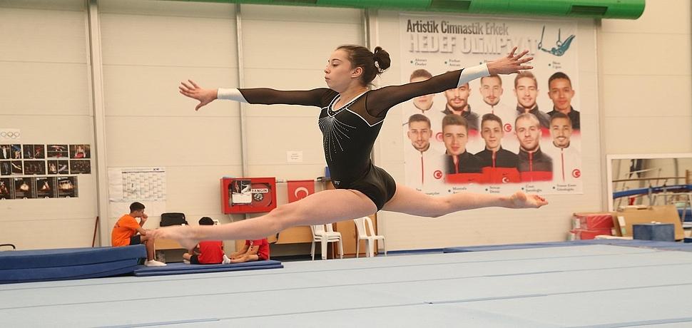 Jimnastikte milli gurur