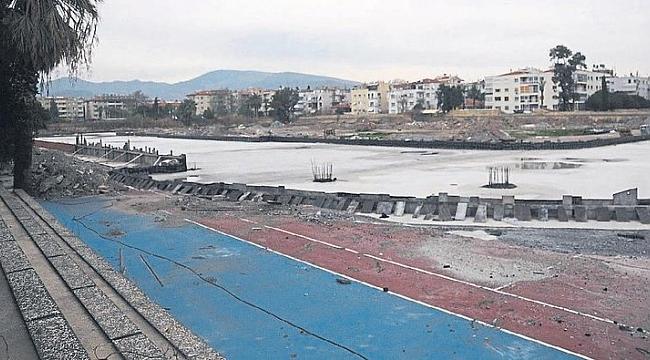 Karşıyaka Stadı'nın ihalesi 2. kez iptal edildi