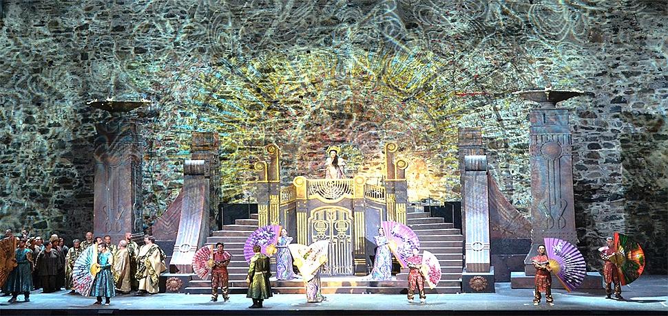 '25. Uluslararası Aspendos Opera ve Bale Festivali' Aspendos Antik Tiyatroda başlıyor!