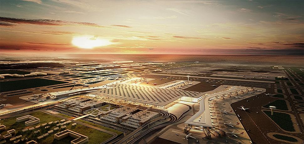 İstanbul Yeni Havalimanı güvenliğinde çalışacak son bin kişi aranıyor!