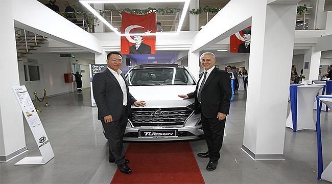 Yeni Tucson, Hyundai Yükseliş'te tanıtıldı