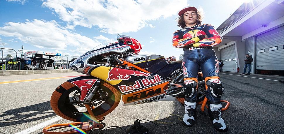 Can Öncü, Moto3 Dünya Şampiyonası'na hazırlanıyor