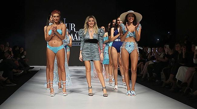 İzmir Fashion Week'den görkemli açılış