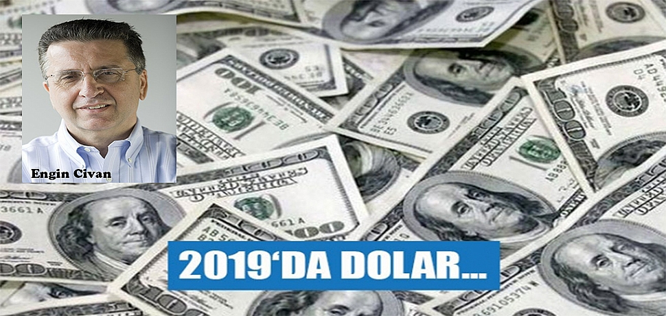 Engin Civan: Benim yıl sonu tahminim 1 Dolar....