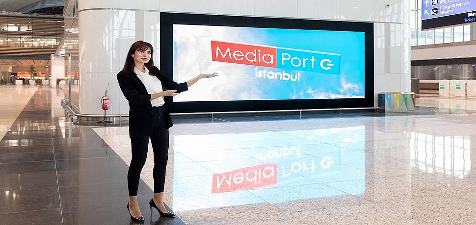 İstanbul Havalimanı'na 'Samsung' Damgası