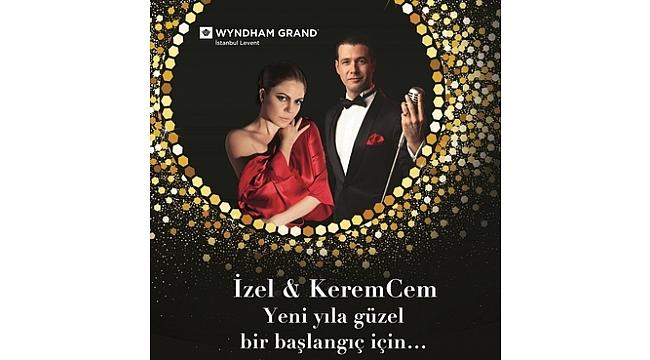 Wyndham Grand İstanbul Levent'ten muhteşem bir yılbaşı programı...