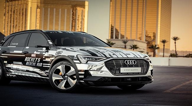 Audi'den otomobilde sanal gerçeklik deneyimi!