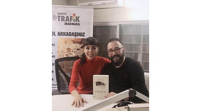 Azra Kohen, Radyo Trafik Marmara'ya konuk oldu