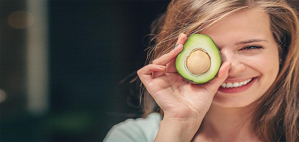 Kalbiniz için her gün 1 avokado