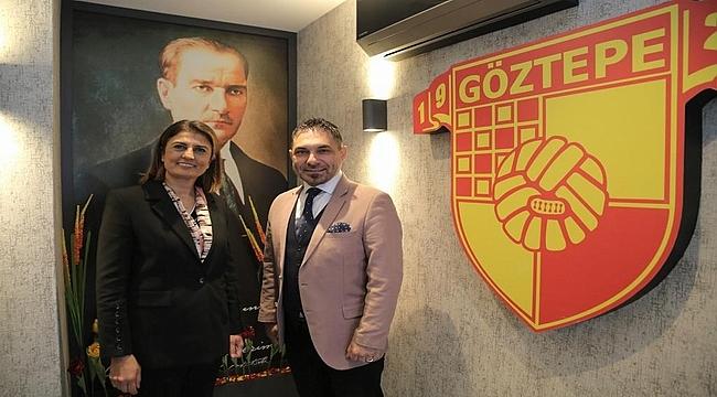 Melek Eroğlu: İzmir'in kalbi ve sembolüyüz
