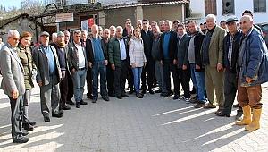 Mustafa Kayalar:  Muhtarlar Masası ile  sorunlar hızlı çözülecek