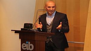 Tunç Soyer: İzmir'i turizm kenti yapacağız