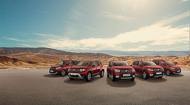 Dacia 2019 Cenevre Otomobil Fuarı'nda  Özel Serisini Tanıtıyor