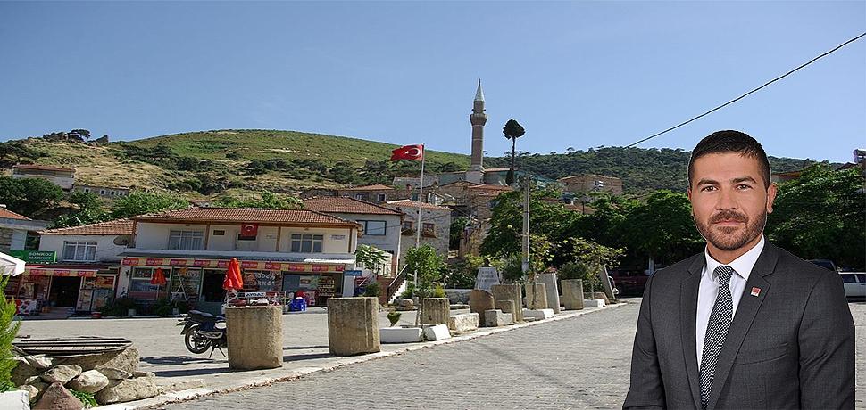 Fatih Gürbüz: Kozbeyli'nin Şirince'den neyi eksik?