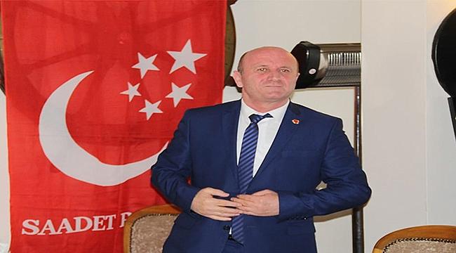 Saadet Partisi'nin Foça Adayı Paşa Feyiz'den sıra dışı açıklamalar
