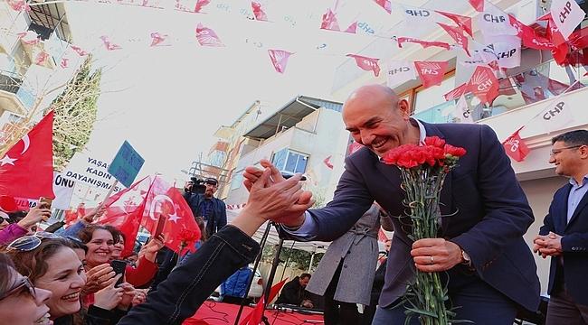 Tunç Soyer: İzmir'de Belediye Ana Dönemi Başlıyor