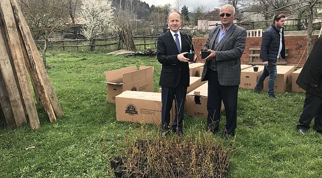 Bursa Büyükşehir Belediyesi'nden Çiftçiye Tam Destek