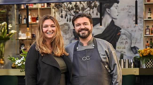 Cenevre ve Paris'ten sonra antrikotun gizli sosu  Alaçatı Côté Cour'da!