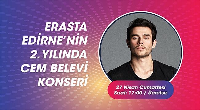 Erasta Edirnede Konser Zamanı 2 Yaşını Cem Belevi Konseri Ile