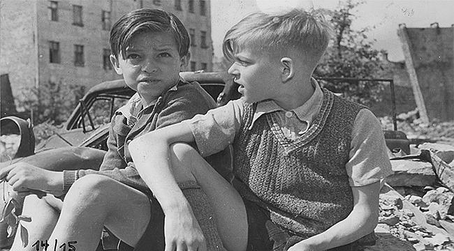 Pera Film ile Berlin Film ve Televizyon Müzesi İş Birliğiyle Berlin - Yuva Denilen Şehir