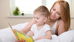 Çocuğunuza 6 aydan itibaren kitap okuyun