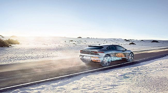 Jaguar I-PACE, 3 dalda ödüle layık görüldü