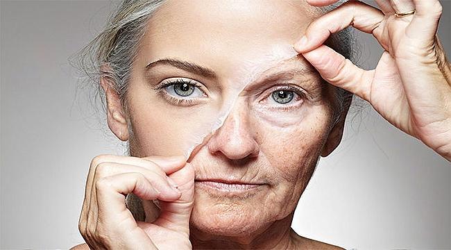 Yüzünüz Kaç Yaşında?