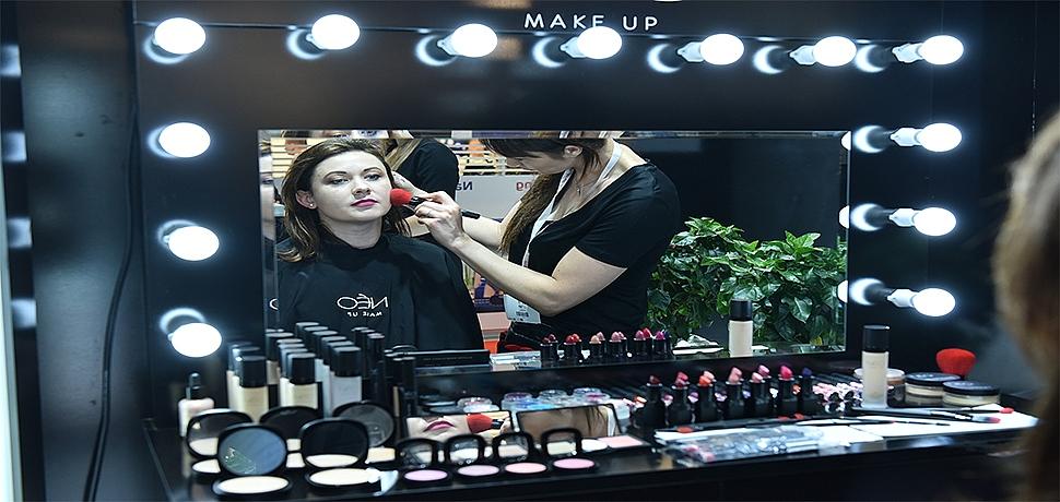 Avrasya Bölgesi'nin en büyük kozmetik fuarı BeautyEurasia başladı