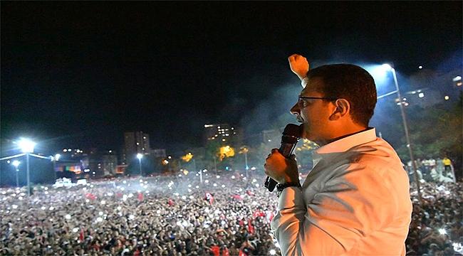 Ekrem İmamoğlu: Atatürk Cumhuriyeti'nin projesiyim