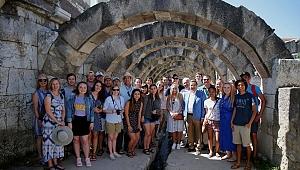 Türkiye kültür turizminde ivme kazandı