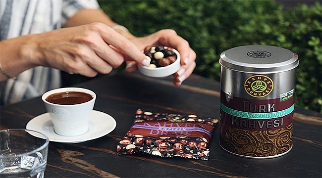 Türk Halkının Bayram Lezzetleri: Türk Kahvesi, Şerbetli Tatlı, Madlen Çikolata!