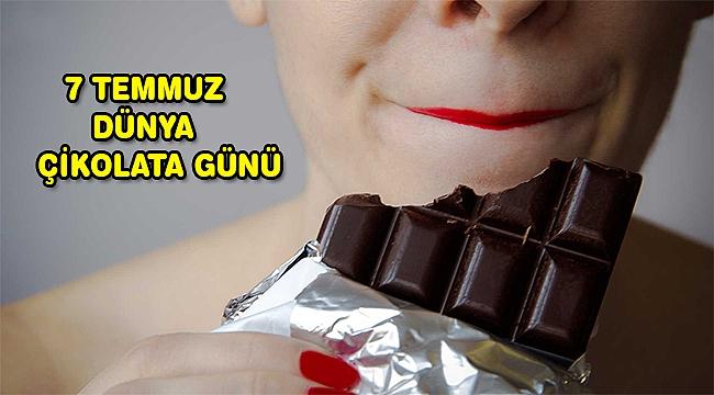 'Çikolatanın Saymakla Bitmeyen Faydaları Var'