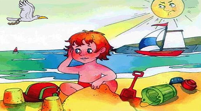 Çocukları güneşin zararlarından korumak için 5 yöntem!