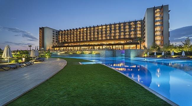 Concorde Luxury Resort, İlk Yılında Yüzde 100 doluluk oranına ulaştı