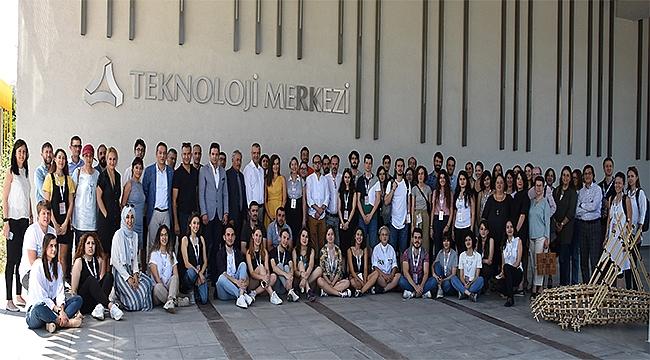 Mimarlık öğrencileri TOBB Ekonomi ve Teknoloji Üniversitesi'nde buluştu