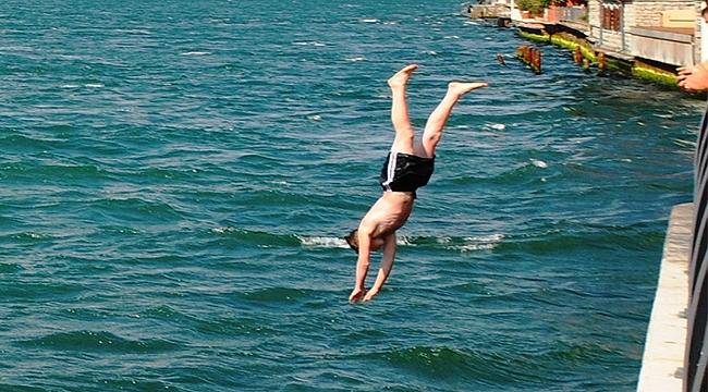 Ölüme değil, denize atlayın