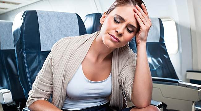Tansiyon Hastalarının Uçak Seyahati Sırasında Dikkat Etmesi Gerekenler