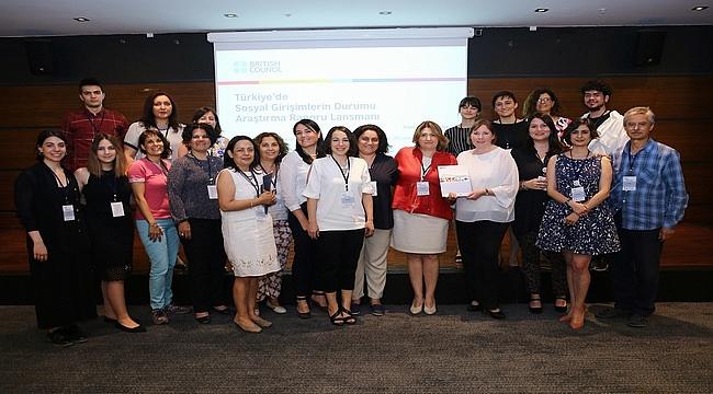 'Türkiye'de Sosyal Girişimlerin Durumu' araştırma raporu yayımlandı