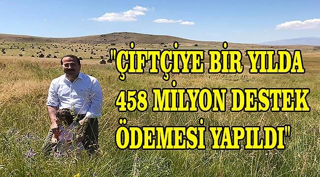 AK Partili Kırkpınar'dan tarımsal destek açıklaması: