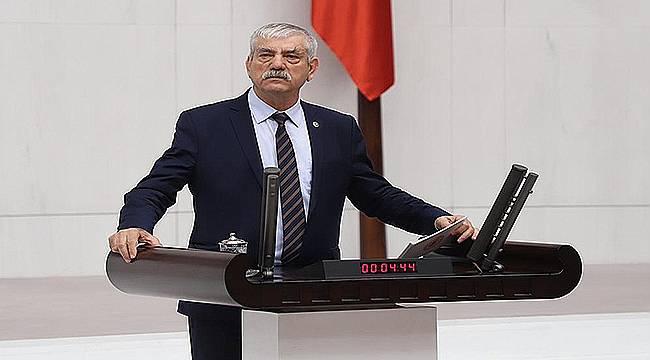 CHP'li Beko, İzmir'in Çernobil'ini sordu