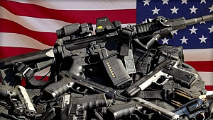 Vahşi Amerika ve siyasetçilere sponsorluk yapan silah lobisi