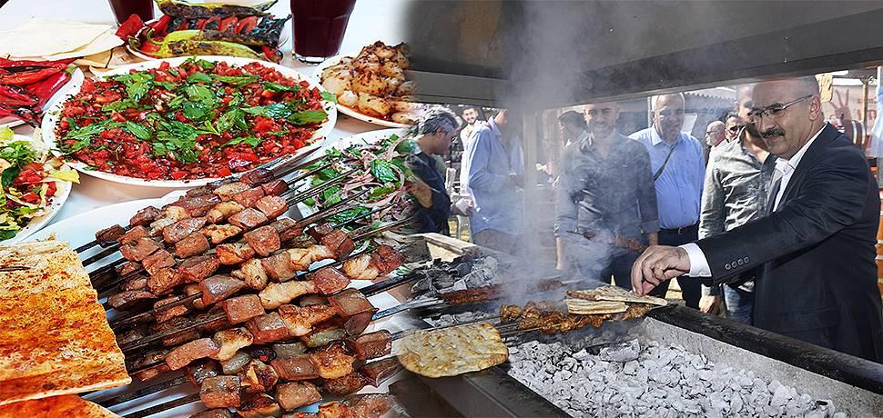 3. Uluslararası Adana Lezzet Festivali için hazırlıklar devam ediyor