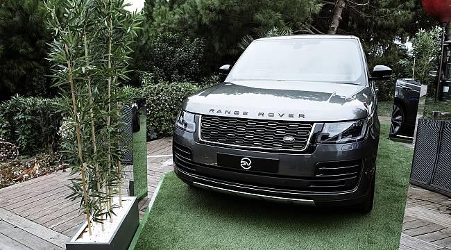 Borusan Otomotiv 'Range Rover SVAutobiography Dynamic'i tanıttı