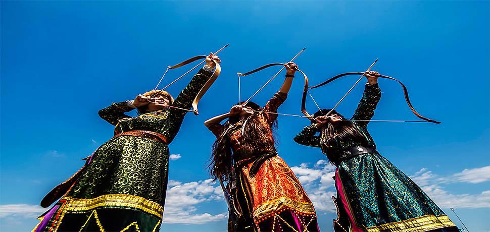 Geleneksel spor ve kültürler 'Etnospor Festivali'nde buluşuyor...
