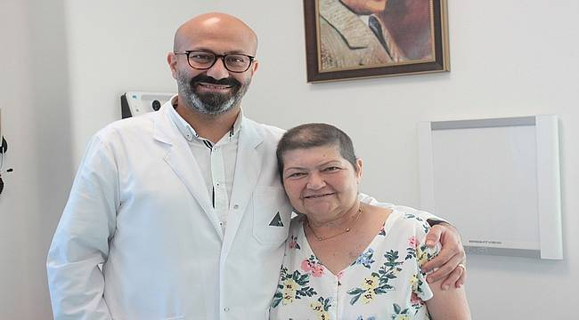 Grip sandı lenf kanseri olduğunu öğrendi